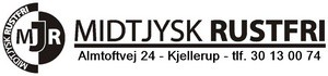 Midtjysk Rustfri Logo